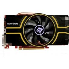 Видеокарта БУ AMD 02048MB RADEON HD7850 PowerColor 2GBD5-DHE/OC