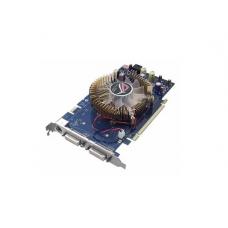 Видеокарта ASUS GeForce 8600 GT 540Mhz PCI-E 256Mb 1400Mhz 128 bit 2xDVI TV HDCP YPrPb OC GEAR