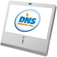 Моноблок БУ DNS 18.5'' PC-B1811 OFFICE [0149075. HD READY. ATOM D2550 1.86GHz. 2GB RAM. HDDD 320GB] уценка (полоса на матрице)