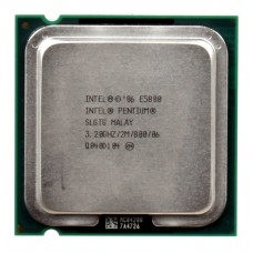 Процессор БУ INTEL PENTIUM E5800