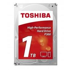 Жёсткий диск БУ 3.5 1000Gb TOSHIBA P300 HDWD110UZSVA