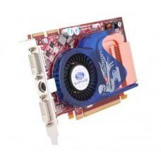 Видеокарта БУ AMD 00256MB RADEON X1650 SAPPHIRE X1650 188-02C88-0NBSA