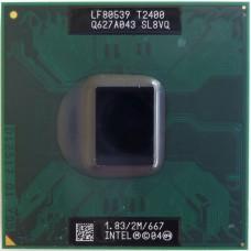 Процессор БУ INTEL PENTIUM DUAL-CORE T2400