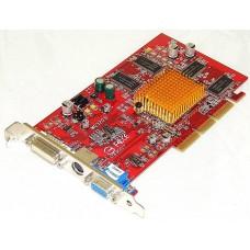 Видеокарта БУ AMD 0064Mb Radeon 9200SE