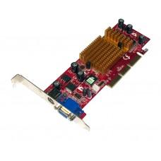 Видеокарта БУ NVIDIA 0128Mb MSI MX 4000-T64B0404236686