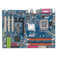 Материнская плата БУ GIGABYTE GA-8I915G-MF [LGA775. PCI-E. SVGA. LAN. SATA. MicroATX. 4DDR1]