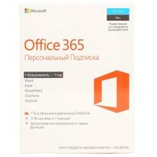 Электронный ключ MICROSOFT OFFICE 365 Персональная Подписка (без диска)