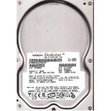 Жёсткий диск БУ 3.5 0080Gb HITACHI HDS721680PLA380 [SATA]