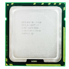 Процессор БУ INTEL CORE I7-930 [Socket 1366. 4-ядерный. 2933 МГц. Bloomfield. Кэш L2 - 1 Мб. Кэш L3 - 8 Мб. 45 нм. 130 Вт]