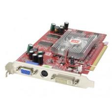 Видеокарта БУ AMD 00128Mb RADEON X300