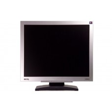 Монитор БУ 19 BenQ FP91G+ Silver-Black 1280x1024. 550:1. 250cd/m^2. DVI. 8ms