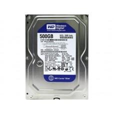 Жёсткий диск БУ 3.5 0500Gb WESTERN DIGITAL WD5000