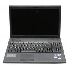 Ноутбук БУ 15.6 LENOVO G560 20042 (батарея не держит заряд. пятно на марице) [15.6'' 1366x768. INTEL CORE I3-380M. 2530 МГц. 3 Гб DDR-3. 500 Гб. NVIDIA GT310M 512 Мб DVD-RW. Wi-Fi. Bluetooth. Cam. Windows 7. черный]