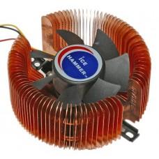 Система охлаждения процессора БУ ICE HAMMER [3 медные трубки] [БУ]