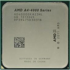 Процессор БУ AMD A4-4000 [SOCKET FM2.3000-3200MHz.65Watt]