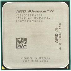 Процессор БУ AMD PHENOM II X4 955 [SOCKET AM3]