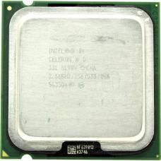 Процессор БУ INTEL CELERON D331 [Socket 478. 1-ядерный. 2600 МГц. Prescott. Кэш L2 - 0.256 Мб. 90 нм. 84 Вт]