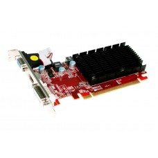 Видеокарта БУ AMD 02048MB AMD RADEON HD5450 [POWER COLOR AX5450 2GBK3-SHV2]