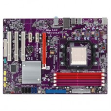 Материнская плата БУ ELITEGROUP 15-V09-011010 [SocketAM2 .GeForce 7050. PCI-E+SVGA+LAN SATA MicroATX 2DDR2]