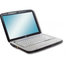Ноутбук БУ 15.4 ACER ASPIRE 4315-051G08MI (нерабочая батарея) [15.4'' 1280x800. INTEL CELERON 530. 1730 МГц. 1 Гб DDR-2. 250 Гб. INTEL GMA. DVD-RW.  Cam. WINDOWS 7. серый]