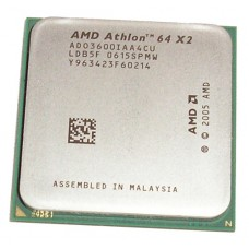 Процессор БУ AMD ATHLON 64 X2 3600+ [SOCKET AM2]