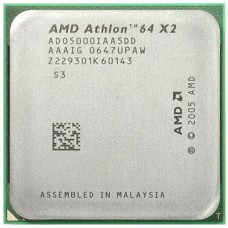 Процессор БУ AMD ATHLON 64 X2 5000+ [SOCKET AM2]