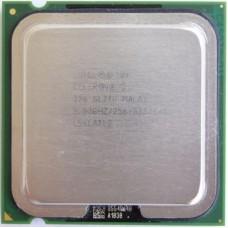 Процессор БУ INTEL CELERON D 326 [Socket 775. 1-ядерный. 2530 МГц. Prescott. Кэш L2 - 0.256 Мб. 90 нм. 84 Вт]
