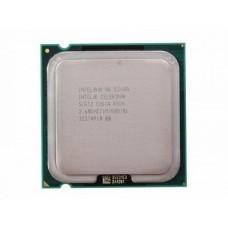 Процессор БУ INTEL CELERON E3400 [Socket 775. 2-ядерный. 2600 МГц. Wolfdale. Кэш L2 - 1 Мб. 45 нм. 65 Вт]
