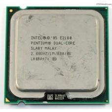 Процессор БУ INTEL PENTIUM E2180 [Socket 775. 2-ядерный. 2000 МГц. Conroe. Кэш L2 - 1 Мб. 65 нм. 65 Вт]