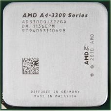 Процессор БУ AMD A4-3300 [SOCKET FM1]