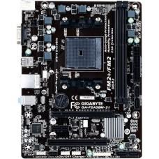 Материнская плата БУ Gigabyte GA-F2A58M-S1 [SocketFM2+ . AMD A58 . PCI-E Dsub GbLAN]