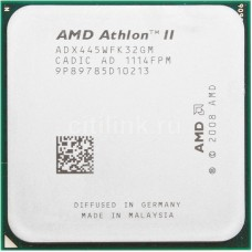 Процессор БУ AMD ATHLON II X3 445 [SOCKET AM3]