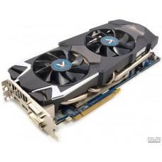 Видеокарта БУ AMD 03072MB SAPPHIRE AMD RADEON R9 280X VAPOR-X