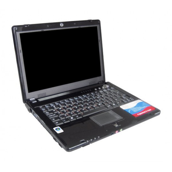 Ноутбук БУ 12.1 ROVERBOOK V211VHP [1280х800.Intel Core 2 Duo T5500: 1.66 ГГц. 3072 Мбайт.DVD Super Multi.HDD 120 Гбайт.WINDOWS 7]