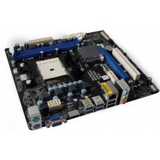 Материнская плата ASRock A75M-HVS (RTL) SocketFM1 . AMD A75 . PCI-E HDMI+GbLAN SATA MATX ddr3