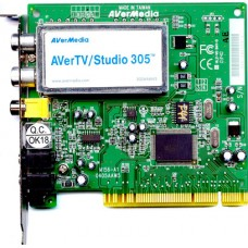 ТВ-тюнер БУ AVERMEDIA 302AAABM [PCI]