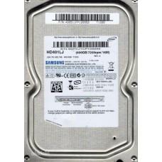 Жёсткий диск БУ 3.5 0400Gb SAMSUNG HD401LJ