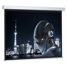 Настенный экран Economy 127*127 MW SEM-1101