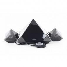 Колонки Microlab A6352 black (2.1. 38W. 50 Гц  16 КГц) Хороший звук