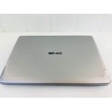 Корпус для ноутбука БУ DNS A15FD [ПОЛНЫЙ НИЖНИЙ/ВЕРХНИЙ КОМПЛЕКТ]