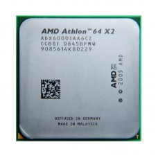 Процессор БУ AMD ATHLON 64 X2 6000+ [SOCKET AM2]