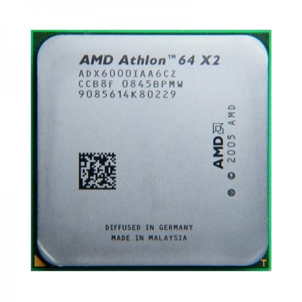 Процессор БУ AMD ATHLON 64 X2 6000+ [SOCKET AM2]