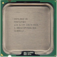 Процессор БУ INTEL PENTIUM 4 630
