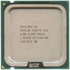 Процессор БУ INTEL CORE 2 DUO E6300