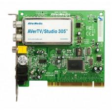 ТВ-тюнер БУ AVerMedia Technologies AVerTV Studio 305