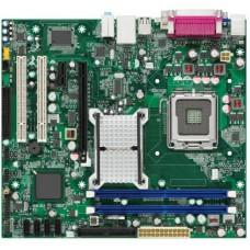 Материнская плата БУ INTEL DG41TY [LGA775  G41  PCI-E+SVGA DVI+GbLAN SATA MicroATX 2DDR2  PC2-6400]