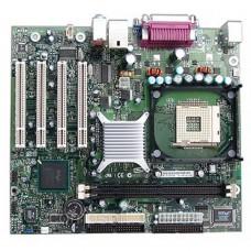 Материнская плата БУ INTEL DG31PR [L1000 LGA775  G31  PCI-E+SVGA+GbLAN SATA MicroATX 2DDR2  PC2-6400 ]