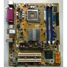 Материнская плата БУ INTEL DG41WV [LGA775  G41  PCI-E+SVGA GbLAN SATA MicroATX 2DDR3]