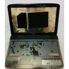 Корпус для ноутбука БУ ACER 5542G-304 (ПОЛНЫЙ ВЕРНИЙ/НИЖНИЙ КОМПЛЕКТ)