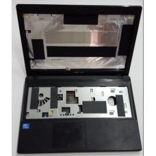 Корпус для ноутбука БУ ASUS X55A - SX0420